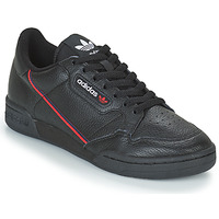 kengät Miehet Matalavartiset tennarit adidas Originals CONTINENTAL 80 Black