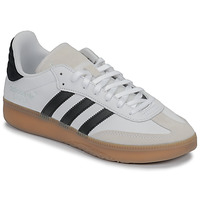 kengät Matalavartiset tennarit adidas Originals SAMBA RM White