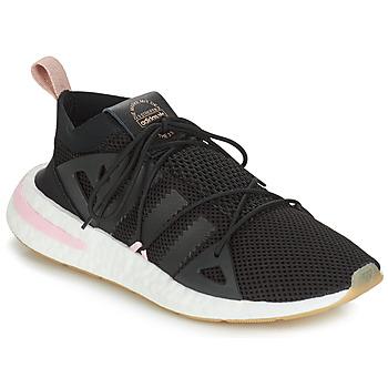 kengät Naiset Matalavartiset tennarit adidas Originals ARKYN W Musta
