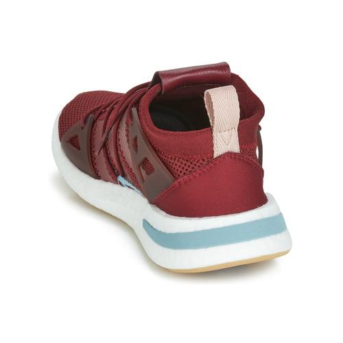 Adidas Originals Arkyn W Bordeaux - Ilmainen Toimitus- Kengät Matalavartiset Tennarit Naiset 93