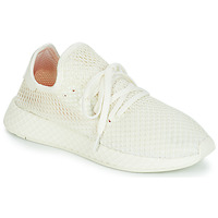 kengät Matalavartiset tennarit adidas Originals DEERUPT RUNNER White