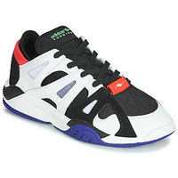 kengät Miehet Matalavartiset tennarit adidas Originals DIMENSION LO White / Black