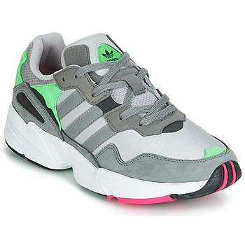 kengät Miehet Matalavartiset tennarit adidas Originals YUNG 96 White