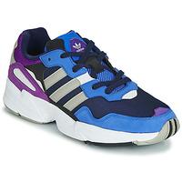 kengät Miehet Matalavartiset tennarit adidas Originals YUNG 96 Blue