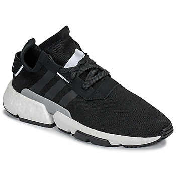 kengät Miehet Matalavartiset tennarit adidas Originals P.O.D Black