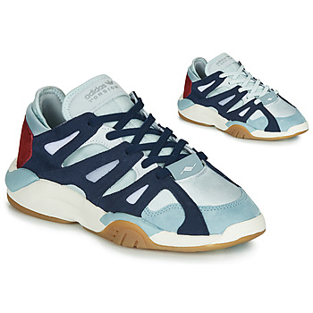 kengät Miehet Matalavartiset tennarit adidas Originals DIMENSION LO Blue