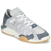 kengät Miehet Matalavartiset tennarit adidas Originals DIMENSION LO Grey / Blue