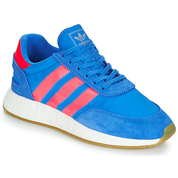 kengät Miehet Matalavartiset tennarit adidas Originals I-5923 Blue / Red