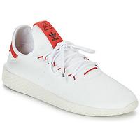 kengät Matalavartiset tennarit adidas Originals PW TENNIS HU White / Red