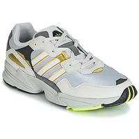 kengät Miehet Matalavartiset tennarit adidas Originals YUNG 96 Beige