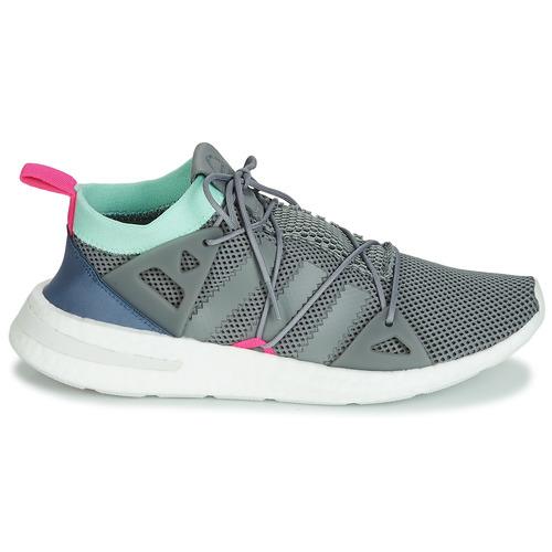 Adidas Originals Arkyn W White / Blue - Ilmainen Toimitus- Kengät Matalavartiset Tennarit Naiset 93