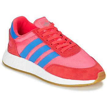 kengät Naiset Matalavartiset tennarit adidas Originals I-5923 W Red / Blue