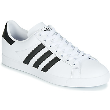 kengät Matalavartiset tennarit adidas Originals COAST STAR White / Black