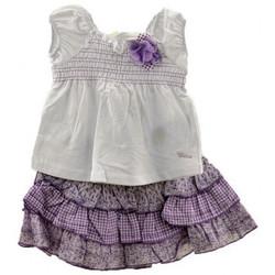 vaatteet Tytöt Lyhyt mekko Chicco