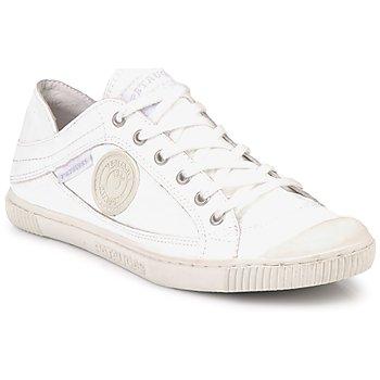 kengät Naiset Matalavartiset tennarit Pataugas BOND White
