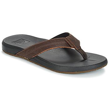 kengät Miehet Varvassandaalit Reef CUSHION BOUNCE PHANTOM LE Ruskea