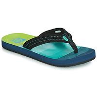 kengät Pojat Varvassandaalit Reef KIDS AHI Blue / Green