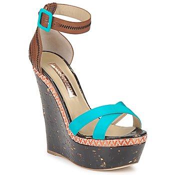 kengät Naiset Sandaalit ja avokkaat Rupert Sanderson NISSA Blue