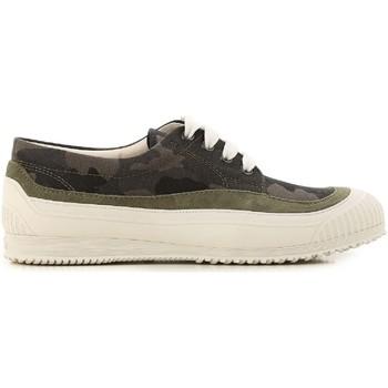 kengät Naiset Matalavartiset tennarit Hogan HXW2580AF90IYLV616 color Mimetico