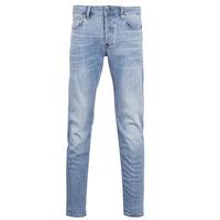 vaatteet Miehet Slim-farkut G-Star Raw 3302 SLIM Blue / Indigo