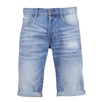 vaatteet Miehet Shortsit / Bermuda-shortsit G-Star Raw 3302 12 Blue