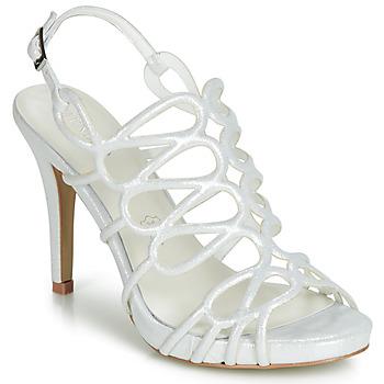 kengät Naiset Sandaalit ja avokkaat Menbur CLEMENTINA Ivory