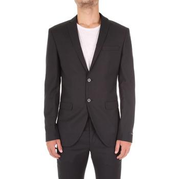 vaatteet Miehet Takit / Bleiserit Premium By Jack&jones 12141107 Nero