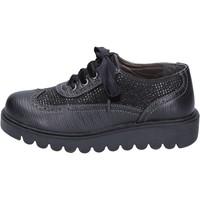 kengät Tytöt Derby-kengät Didiblu BT344 Musta