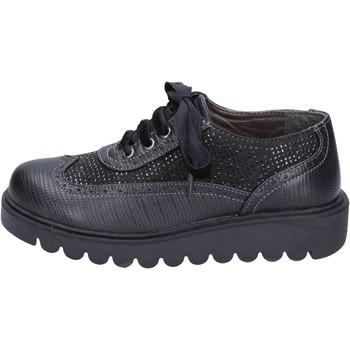 kengät Tytöt Derby-kengät Didiblu Klassikko BT344 Musta