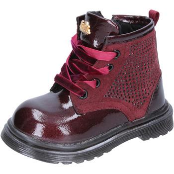 kengät Tytöt Saappaat Lulu BT356 Punainen
