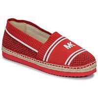 kengät Naiset Espadrillot MICHAEL Michael Kors RAYA Red