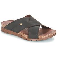 kengät Miehet Sandaalit Panama Jack SALMAN Ruskea