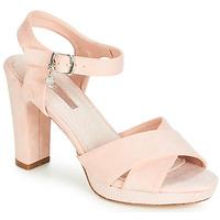 kengät Naiset Sandaalit ja avokkaat Xti 32035 Pink