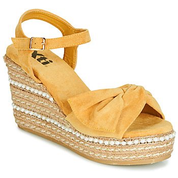 kengät Naiset Sandaalit ja avokkaat Xti 49073 Yellow