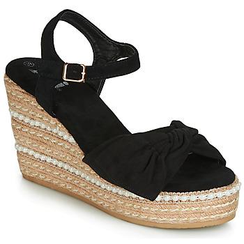 kengät Naiset Sandaalit ja avokkaat Xti 49073 Black