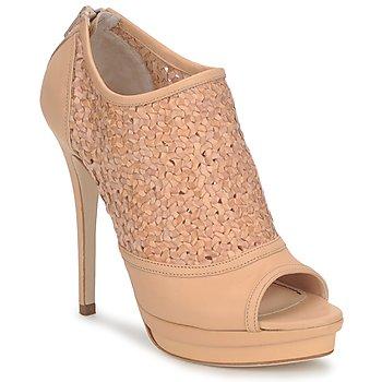 kengät Naiset Korkokengät Jerome C. Rousseau ELLI WOVEN Nude