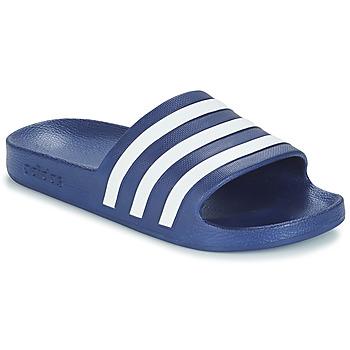 kengät Rantasandaalit adidas Performance ADILETTE AQUA Sininen