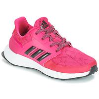 kengät Tytöt Juoksukengät / Trail-kengät adidas Performance RAPIDARUN K Pink