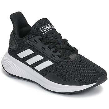 the latest a4fc3 bdb30 kengät Lapset Juoksukengät   Trail-kengät adidas Performance DURAMO 9 K  Black   White