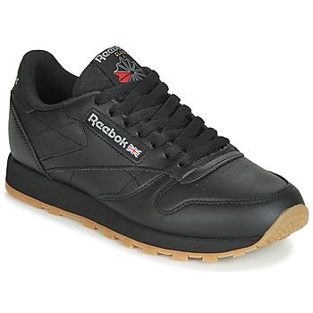 kengät Matalavartiset tennarit Reebok Classic CL LTHR Black