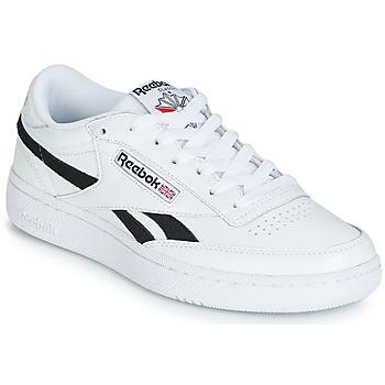 kengät Matalavartiset tennarit Reebok Classic REVENGE PLUS MU White / Black