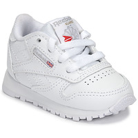kengät Lapset Matalavartiset tennarit Reebok Classic CLASSIC LEATHER White
