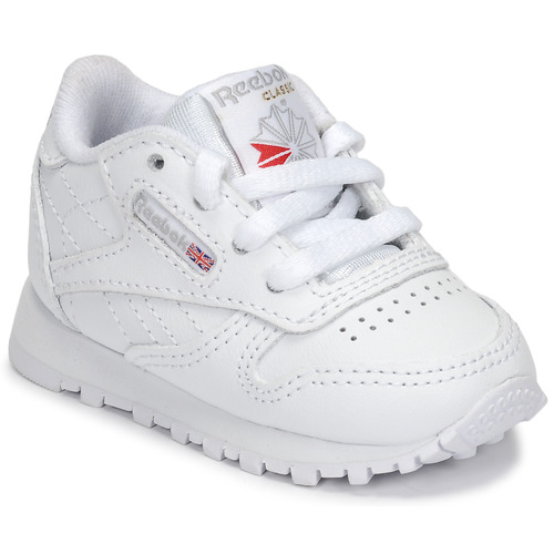kengät Lapset Matalavartiset tennarit Reebok Classic CLASSIC LEATHER White