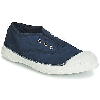 kengät Lapset Matalavartiset tennarit Bensimon TENNIS ELLY Laivastonsininen