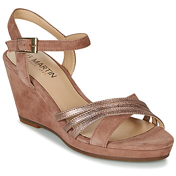 kengät Naiset Sandaalit ja avokkaat JB Martin QUOLIDAYS Camel