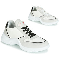 kengät Naiset Matalavartiset tennarit Chattawak ASTRAGALE White