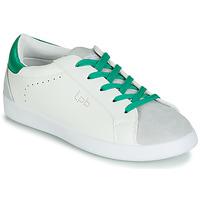 kengät Naiset Matalavartiset tennarit Les Petites Bombes ABIGAELE White