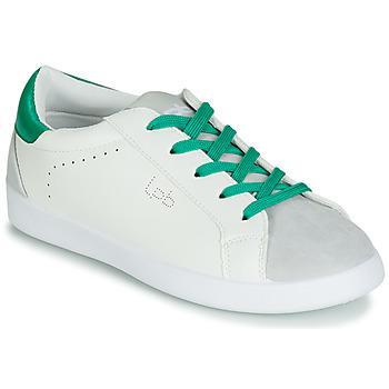 kengät Naiset Matalavartiset tennarit Les Petites Bombes ABIGAELE Valkoinen