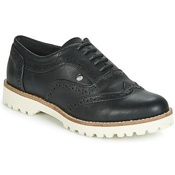 kengät Naiset Derby-kengät LPB Shoes GISELE Black