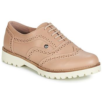 kengät Naiset Derby-kengät LPB Shoes GISELE Puuteri